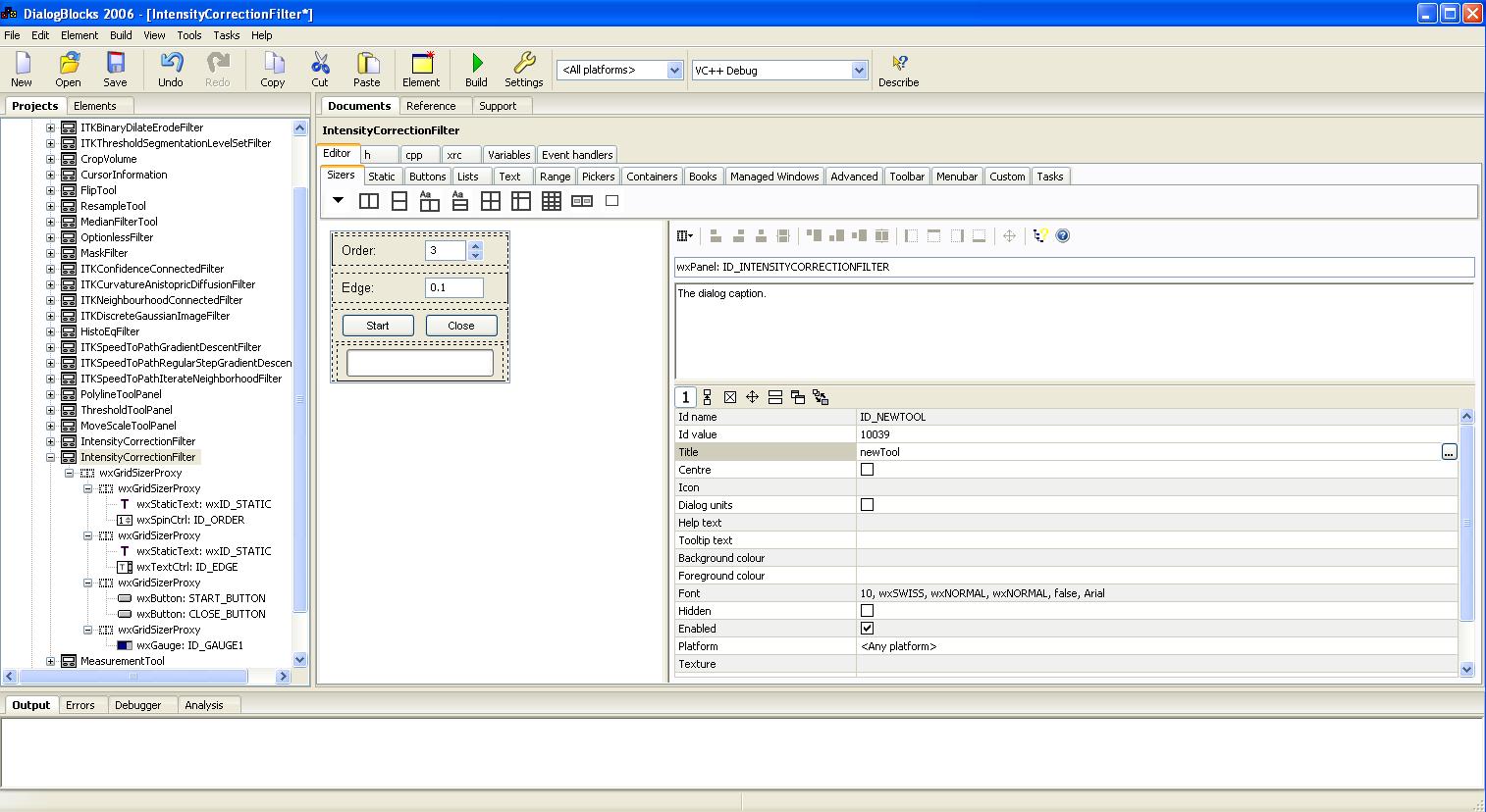 CIBC:Seg3D Develop GUI - SCIRun Documentation Wiki